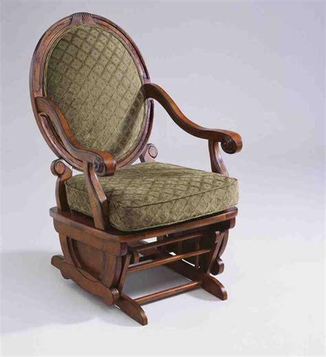 Glider Rocking Chair by Gliding Rocking Chair Cushions Home Furniture Design