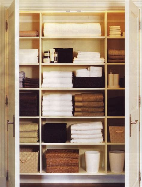 Linen Closet Organization Systems Linen Closet Organization Ideas Advices For