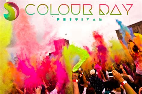 color of the day color day festival