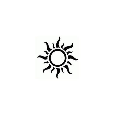 tribal moon and sun tattoos best 25 sun designs ideas on faces of