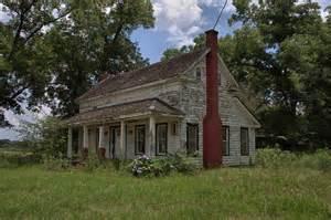 Tattnall county ga old farm house clapboard vernacular architecture