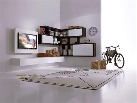 mobili soggiorno ad angolo parete attrezzata ad angolo pareti attrezzate utilizzo