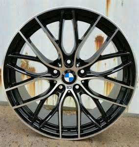 brand new 20 quot bmw m performance alloy wheels x4 boxed