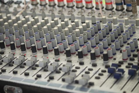 Mixer Audio Di Purwokerto free fotobanka hudba technika tla芻 237 tko zvuk zvuk
