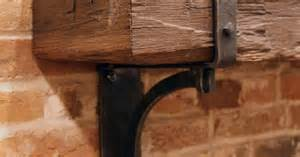 Rustic Mantel Brackets Mantle Brackets Detail Mantle House And Living Rooms