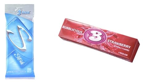 chewing gum brands cadbury launches new chewing gum in american travel retail
