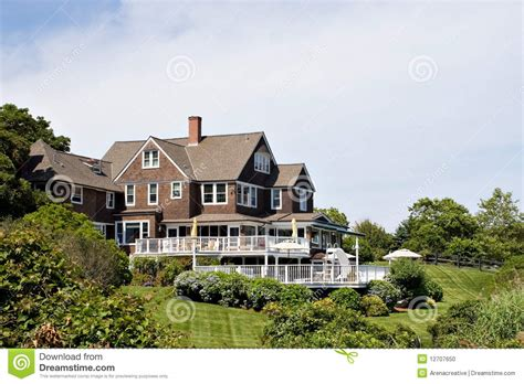 large luxury home stock photo image 12707650