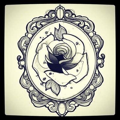tattoo frame design black ink in frame design tattoos and stuff