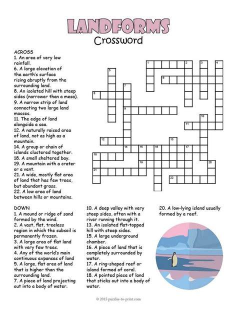 printable crossword puzzle science 107 best crosswords for kids images on pinterest