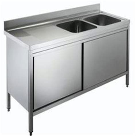 stainless steel sink cabinet metal kitchen sink base cabinet stainless steel kitchen