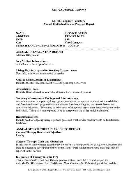 report template format best photos of report format sle letter report format