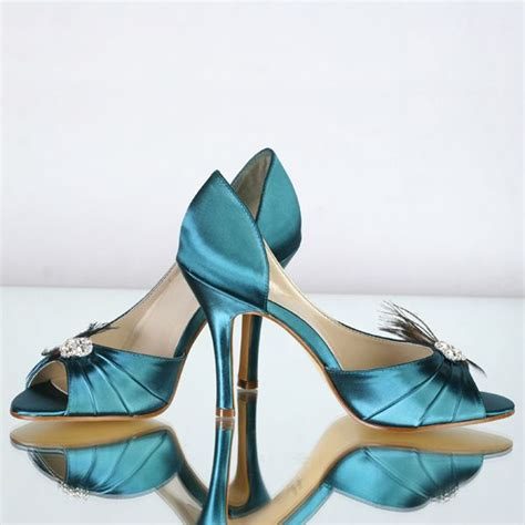 17 best ideas about teal wedding shoes on