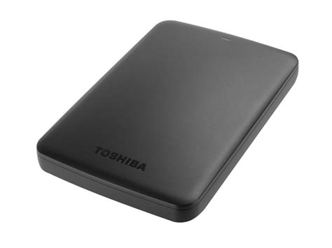 Hdd Toshiba Canvio 1tb 1tb toshiba canvio basics portable drive blk ebuyer