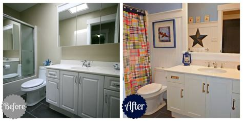 bathroom updates before and after how to update a bathroom on a reasonable budget the