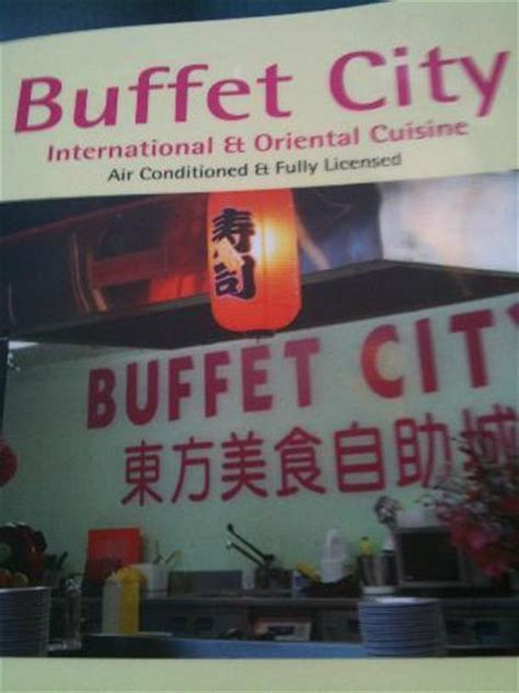 buffet city menu menu picture of buffet city exeter tripadvisor