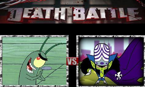 plankton vs mojo jojo death battle fanon wiki fandom