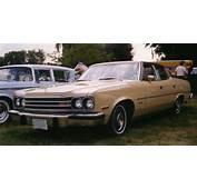 1974 AMC Ambassador Brougham 4 Door Sedan BeigeJPG