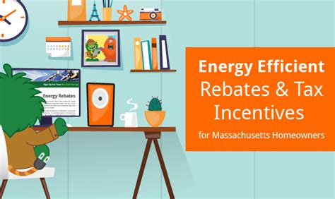 Energy Efficient Rebates Tax Incentives For Ma Homeowners