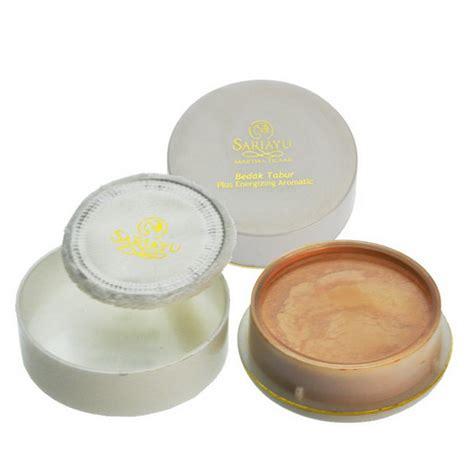 Bedak Tabur Sariayu jual sariayu bedak tabur energizing aromatic kuning gading ka kosmetik asli