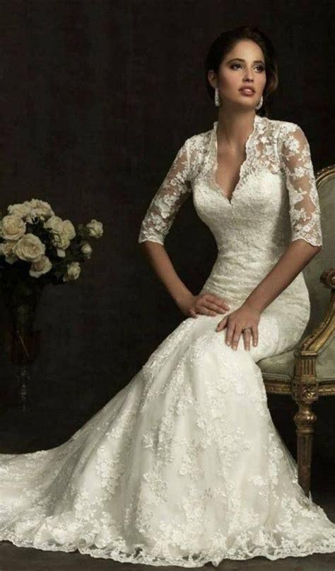 imagenes vestidos de novia escote v stella vestidos novia sencillos para matrimonio civil