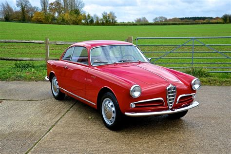Alfa Romeo Giulietta Sprint by Alfa Romeo Giulietta Sprint Series 1 For Sale