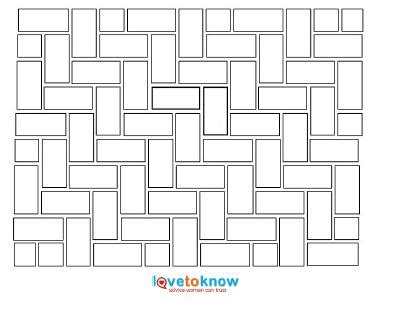 printable tile instructions 5 popular ceramic tile laying patterns lovetoknow