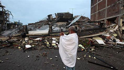imagenes fuertes terremoto ecuador pedernales im 225 genes desde el epicentro del terremoto en