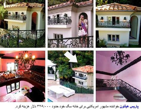 paris hilton dogs house the most unbelievable things celebrities wasted money on