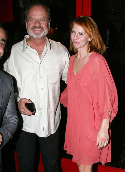 kelsey grammer wife cele bitchy kelsey grammer admits romancing new wife 6