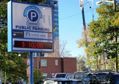 Denver Parking Garages by Park Smart Denver