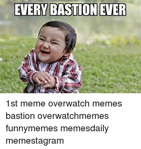 Every Meme Ever - funny bastion memes of 2017 on sizzle lucio