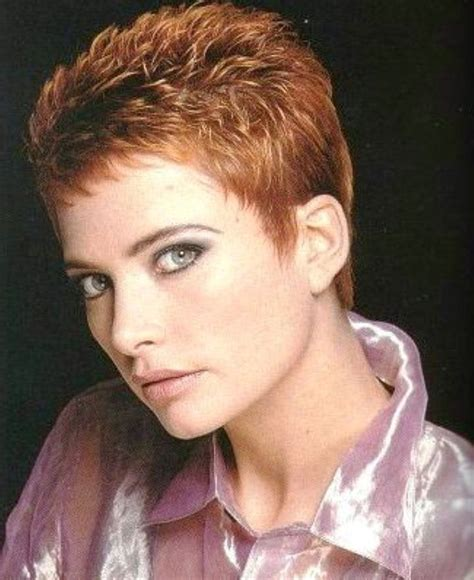 pixie cut fiftysomething spiked hairstyles for women over 50 14 photos of the