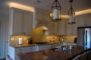 kitchen cabinets lighting kitchen led lighting inspired led traditional