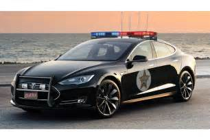 Electric Car Faster Than Tesla California Town Considers Tesla S For Their New Car