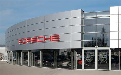 Porsche Zentrum Paderborn by Standorte Die Thiel Gruppe