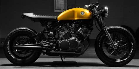Moge Yamaha Virago Jepang yamaha xv750 kustom cafe racer merdeka