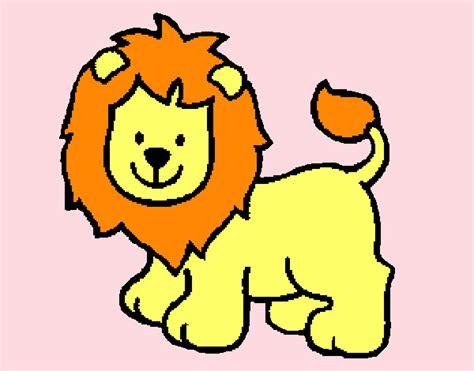 imagenes de leones image gallery leon dibujo