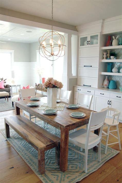 Table As Kitchen Island ein faszinierendes esszimmer einrichten 66 ideen