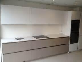 Two Tone Kitchen Cabinet Ideas fronty lakierowane matowe kuchnie na wymiar krak 243 w
