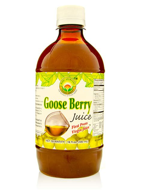 Amla Gooseberry For Hair by Indian Gooseberry Juice