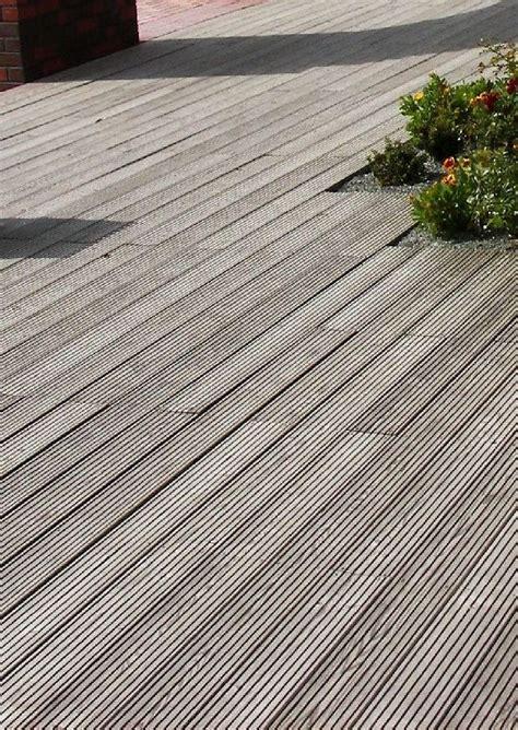 Terassenbelag Holz by Riffeldielen Terrassenholz Terrassendielen Douglasie