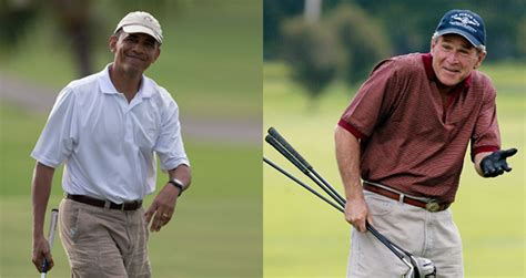 vacation obama hey conservatives let s compare obama and bush vacations