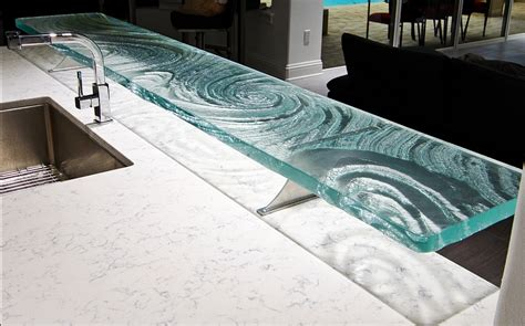 Glass Countertops Pros And Cons by The Pros Cons Of Glass Countertops