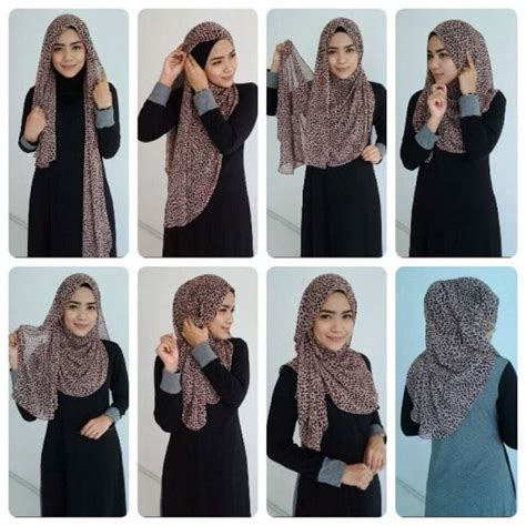 video tutorial hijab simple casual 135 best images about hijab shawl styles remember to
