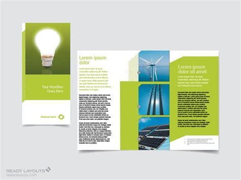 23 Best Free Brochure Templates Images On Pinterest Free Brochure Page Template And Free Stencils Free E Brochure Templates