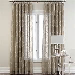 jc penneys draperies jc penney ikat curtains who knew modern home