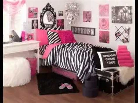 hot pink and white bedroom ideas pink black and white bedroom decorating ideas youtube