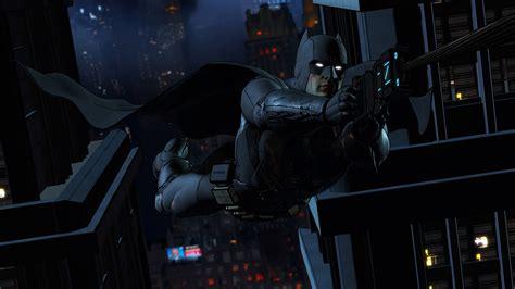 the pc version of batman the telltale series is