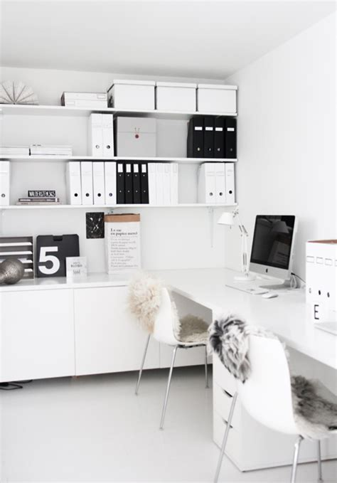 arbeitszimmer design stilvolles wei 223 es arbeitszimmer keine ablenkung nur