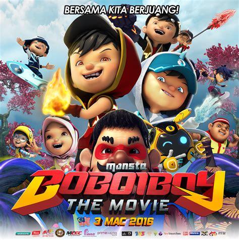 film kartun terbaru februari 2016 diari mami hakim boboiboy the movie